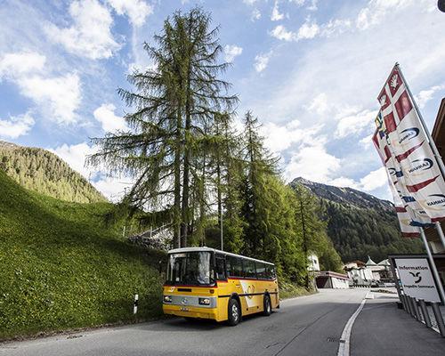 Samnaun Bus