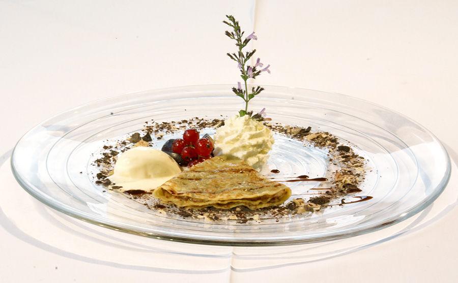 Dessert Hotel Romantica