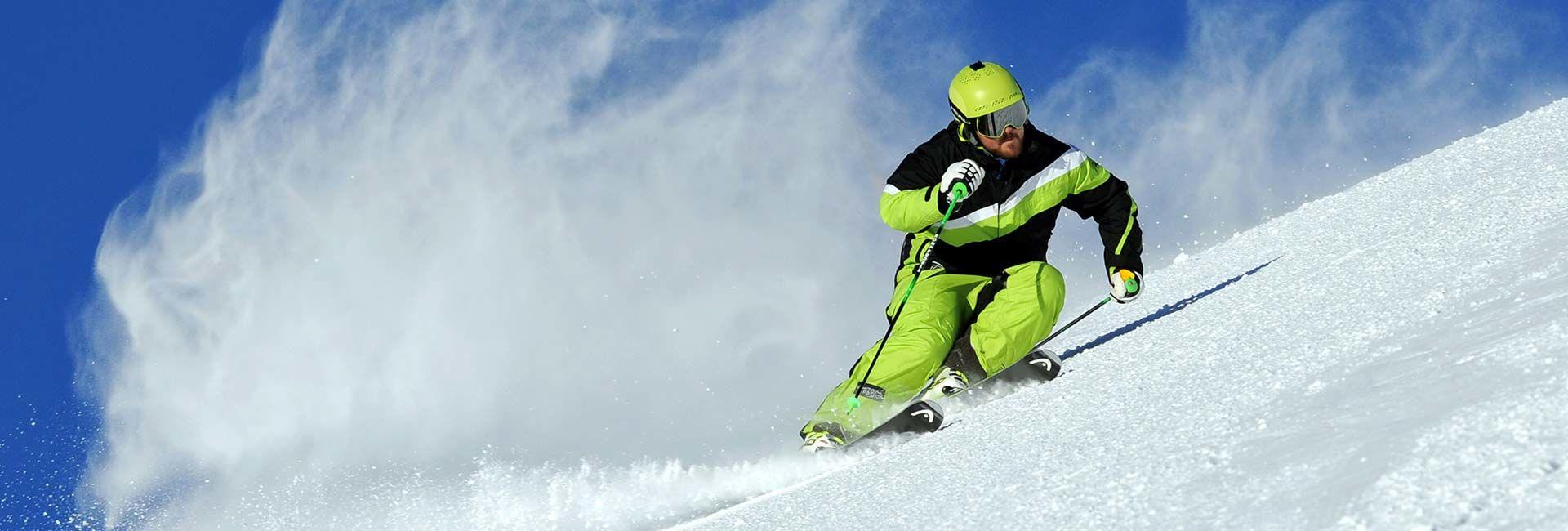 Samnaun Skigebiet Pauchale Vorsaisonwoche Hotel Romantica