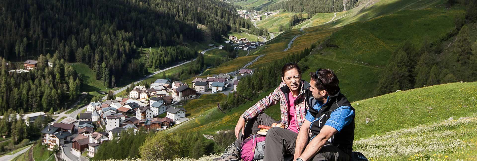 Samnaun Sommerurlaub Schmugglertage Hotel Romantica