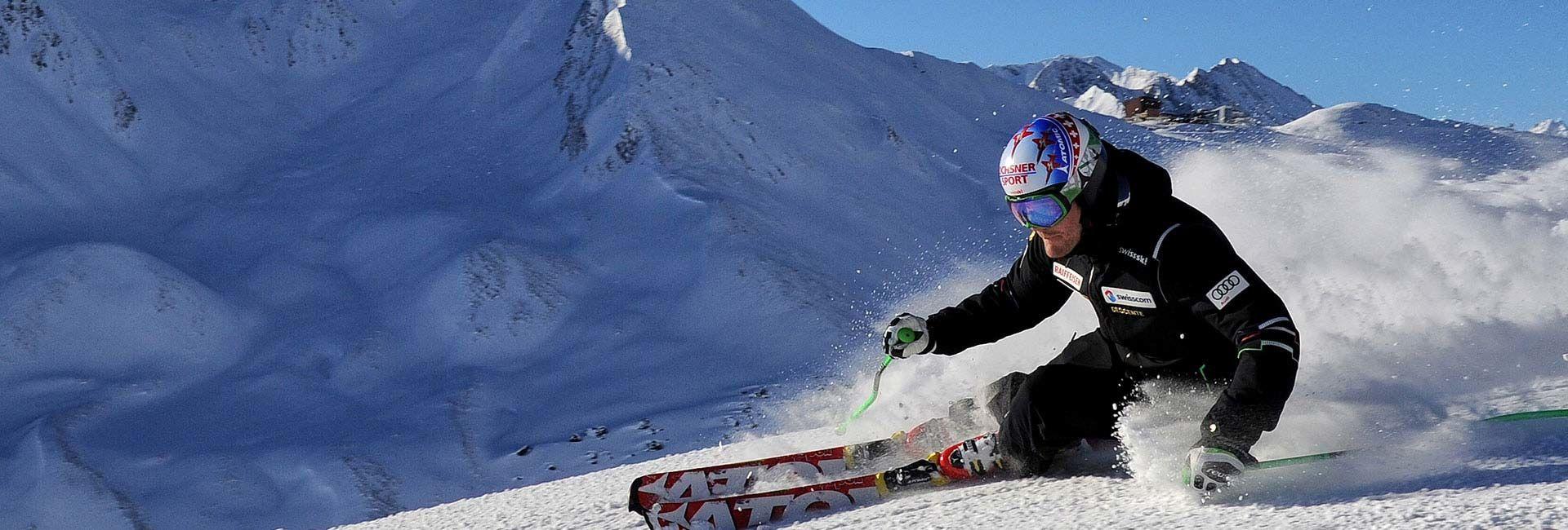 Samnaun Skiurlaub Pauschale Hauptsaison Hotel Romantica