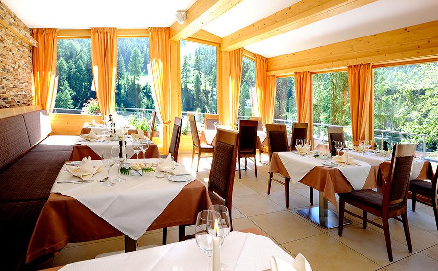 Speisesaal Hotel Romantica