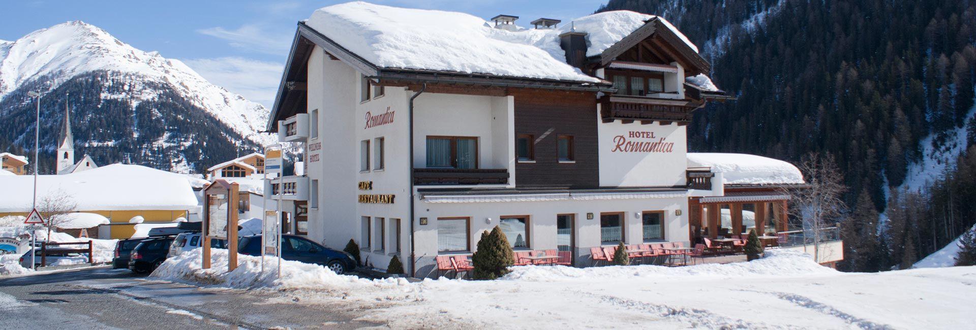 Samnaun Hotel Romantica