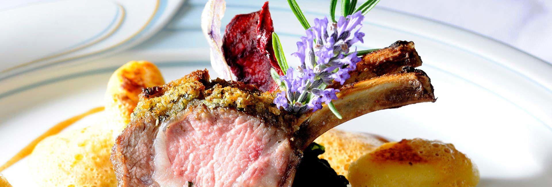 Samnaun Kulinarische Wildtage im Hotel Romantica