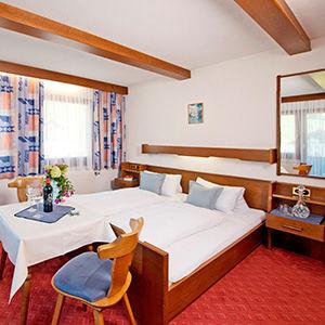 Hotel Doppelzimmer (small) ohne Balkon